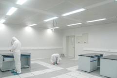 洁净实验室装修设计的